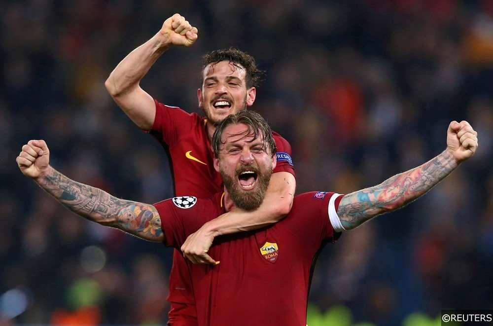 Roma có gây bất ngờ nữa?
