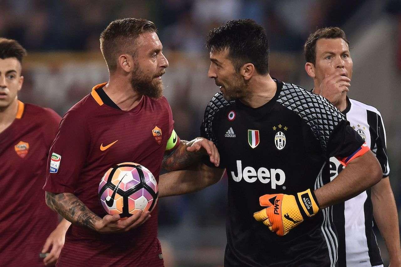 Roma vs Juve