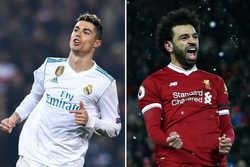 Messi không lọt vào danh sách 11 cầu thủ bóng đá xuất sắc nhất Champions League 2017/2018