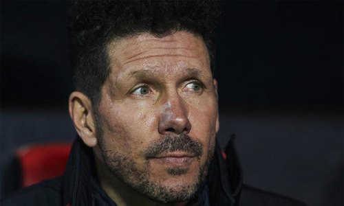 HLV Simeone: 'Vắng tôi, Atletico vẫn có cơ hội vượt qua Arsenal'
