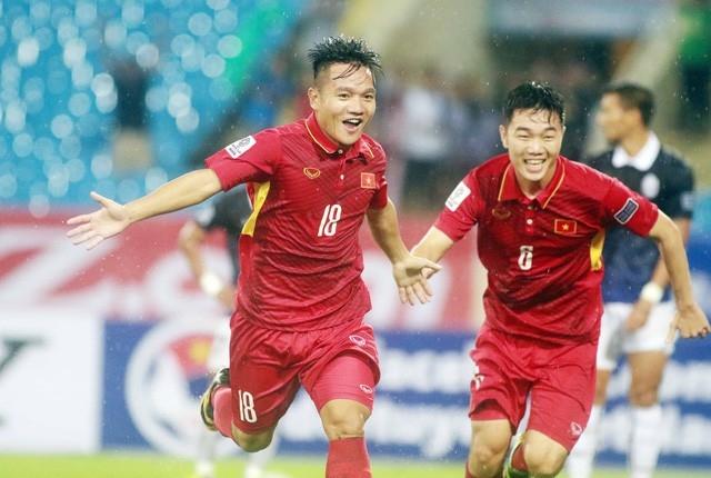 Đội tuyển Việt Nam tăng 1 bậc lên xếp thứ 102 thế giới