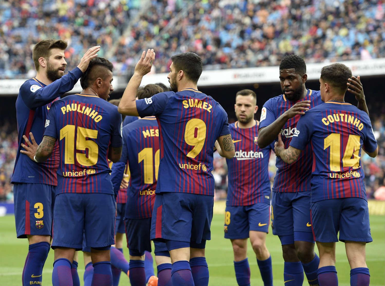Barca đang hướng đến thành tích bất bại tại La Liga mùa giải năm nay