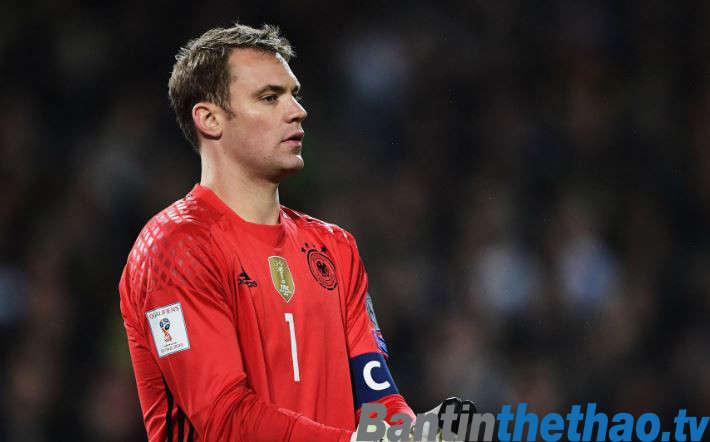 Boateng cho rằng không ai có thể thay thế Neuer ở đội tuyển Đức