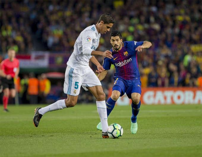 Hàng thủ tiến bộ: Nacho đã trở lại, còn Raphael Varane chơi tốt trước cặp Suarez - Messi mặc cho những vấn đề về thể lực. Việc hàng thủ chơi tiến bộ so với trước là yếu tố quan trọng để Real chuẩn bị đối đầu với bộ ba Mane - Salah - Firmino bên phía Liverpool
