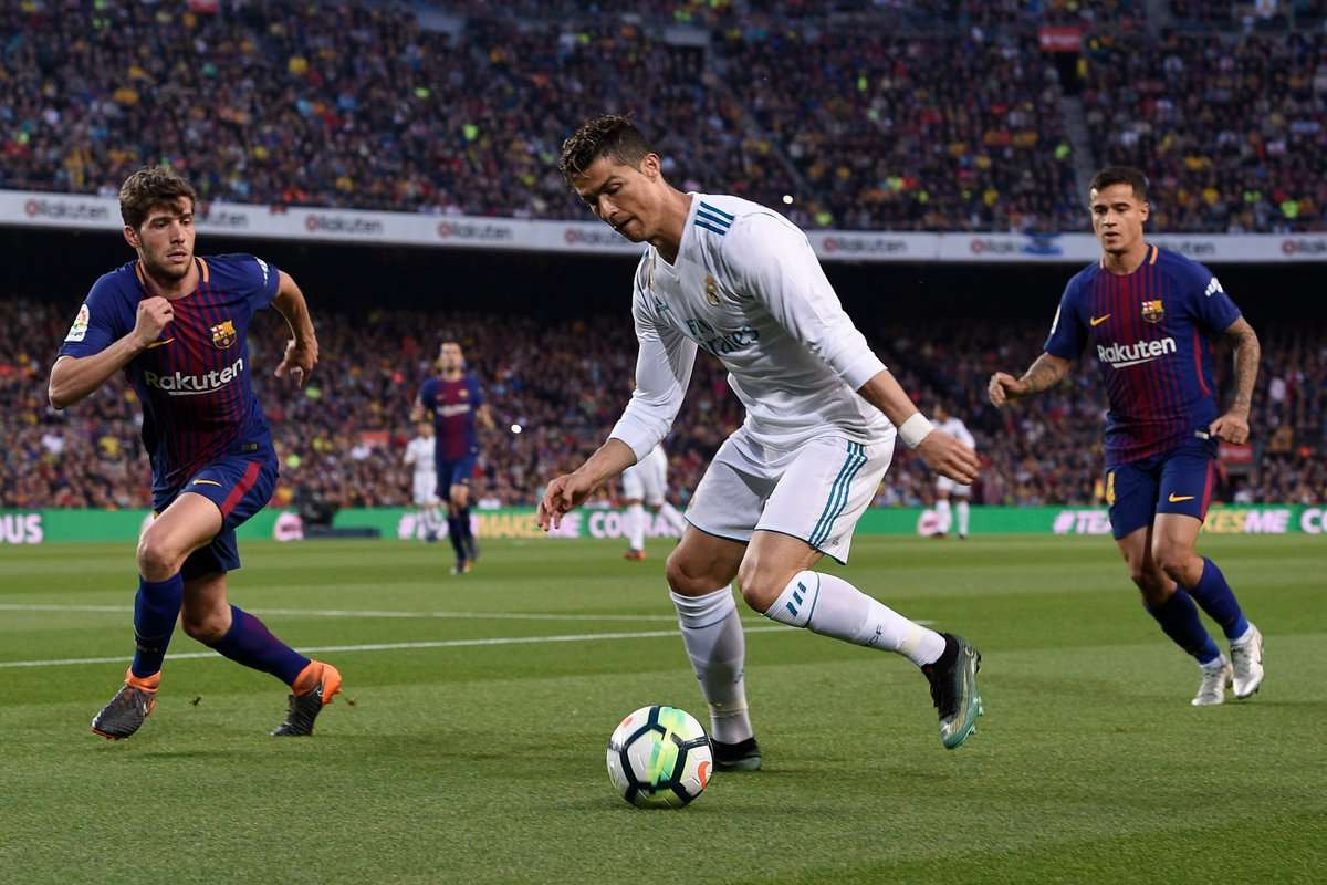 Ronaldo tỏa sáng rồi chấn thương