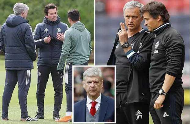 Trợ lý HLV Mourinho có thể dẫn dắt Arsenal mùa tới