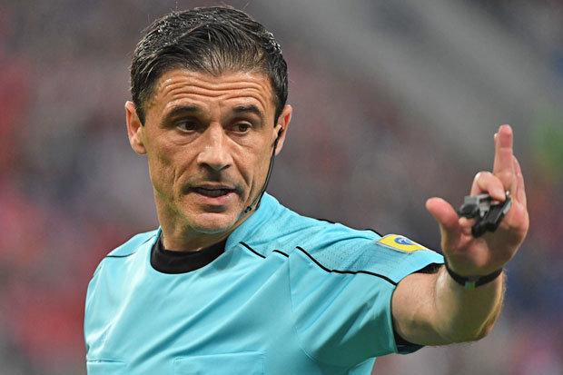 Trọng tàiMazic sẽ bắt chính trận chung kết Champions League