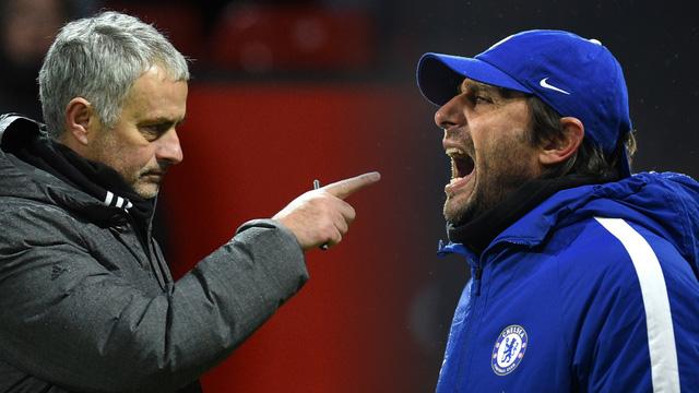 Mối quan hệ giữa Mourinho và Conte đã bước sang trang mới
