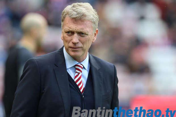 David Moyes không chắc chắn tương lai của mình sẽ gắn bó lâu dài với West Ham