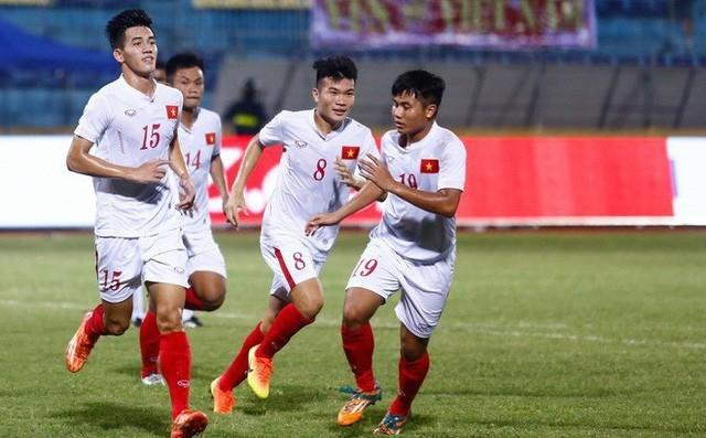 U19 Việt Nam rơi vào bảng đấu khá nặng ở giải châu Á