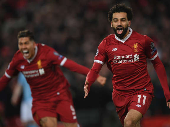Salah sẽ là niềm hi vọng của Liverpool