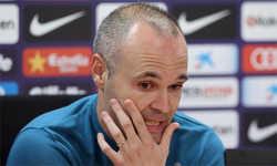 """Iniesta vẫn chưa quyết định được """"bến đỗ"""" sau khi rời Barca"""