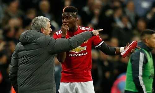 Pogba gửi lời cảm ơn Mourinho vì vẫn tin tưởng anh sau mâu thuẫn