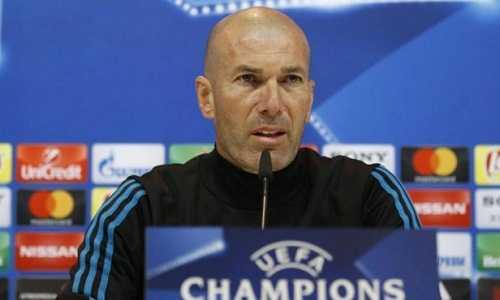 HLV Zidane: 'Real phải sớm phá lưới Bayern và hướng đến chiến thắng'