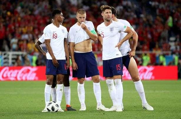 """Anh thua Bỉ nhưng Southgate thì thấy mình """"được"""" 2 mục tiêu: lực lượng bảo toàn mà vẫn thử nghiệm đội hình và chọn đối thủ vòng 1/8"""