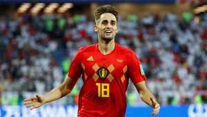 Adnan Januzaj hả hê khi giúp Bỉ vượt qua tuyển Anh