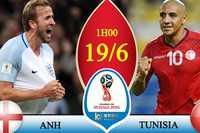 """Non nớt trong khâu dứt điểm, tuyển Anh """"vật vã"""" vượt qua Tunisia"""