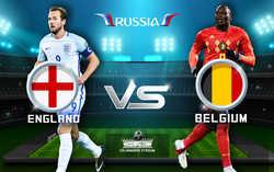Anh vs Bỉ: Thử nghiệm đội hình