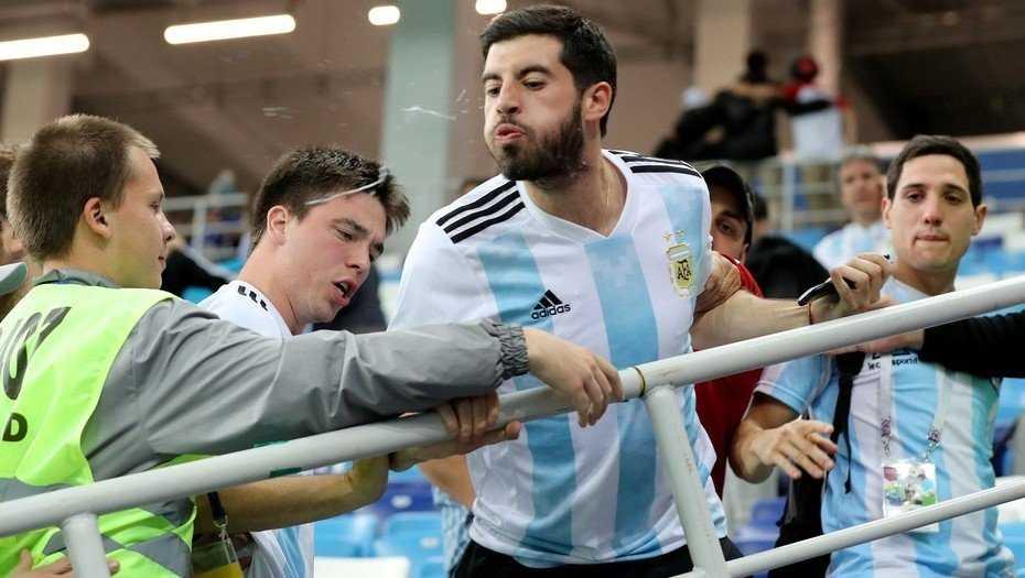 """Thua """"sấp mặt"""" trước Croatia, Argentina có nguy cơ về nước sớm"""