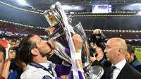 Gareth Bale ở lại Real Madrid vì HLV Lopetegui