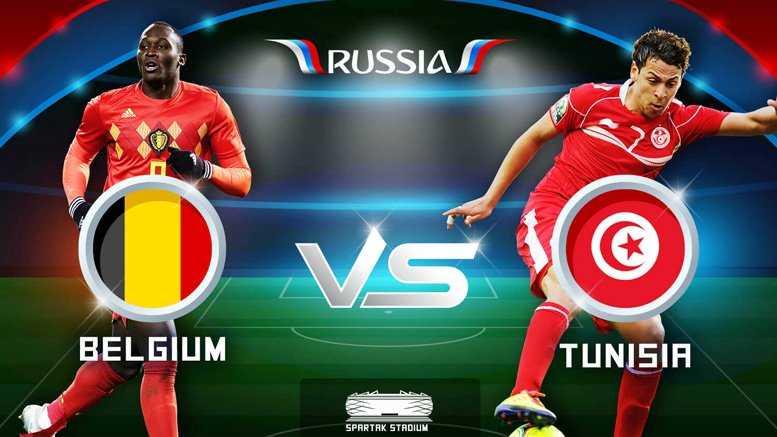 """Bỉ vs Tunisia: """"Bỉ phải thắng để sớm vào vòng trong"""""""