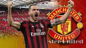 """Man United quyết lôi kéo Bonucci. Roma """"rút ruột"""" M.U"""