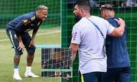 Nhiều khả năng Neymar sẽ không thể có mặt trong trận đấu với Costa Rica