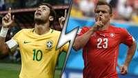 """Gặp Thuỵ Sĩ, Neymar có """"nhảy điệu samba"""""""