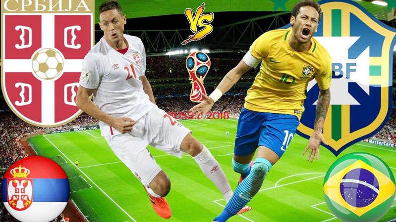 Serbia cần 3 điểm mới có vé vào vòng knock-out