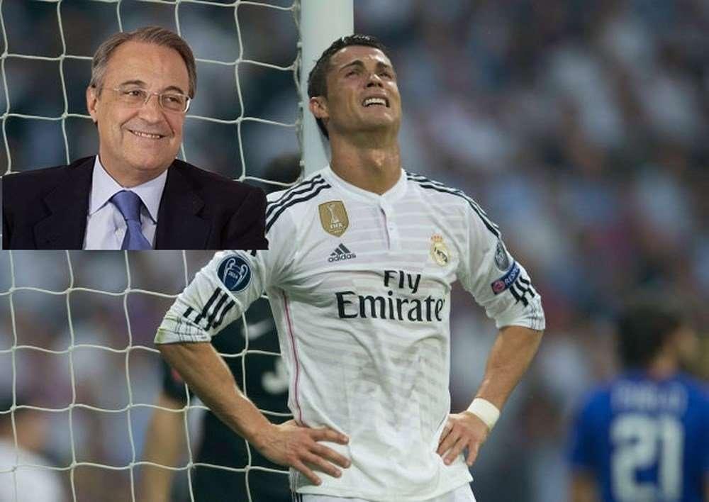 Perez gọi MU, hãy mang Ronaldo nếu có thể