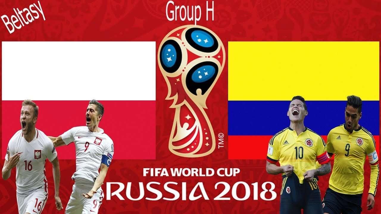 Ba Lan và Colombia sẽ có cuộc chiến căng thẳng