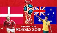 Úc quyết tâm có được 3 điểm trước Đan Mạch