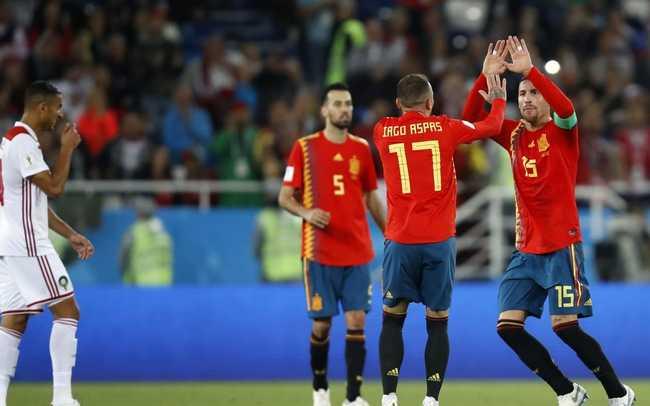 Tây Ban Nha đang làm trò gì ở World Cup 2018?