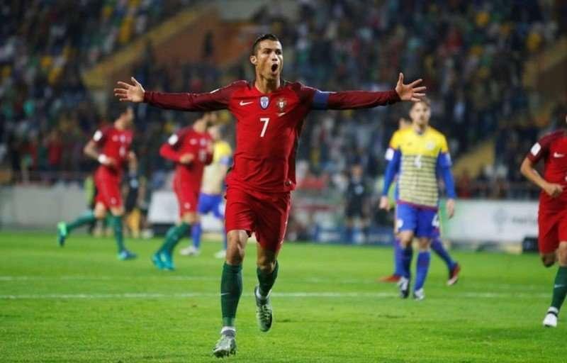 Không chỉ là ngôi sao được kỳ vọng nhất của ĐT Bồ Đào Nha mà Ronaldo còn là một trong những cái tên đáng xem nhất World Cup 2018