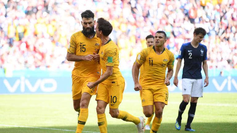Úc không phải đối thủ dễ chơi