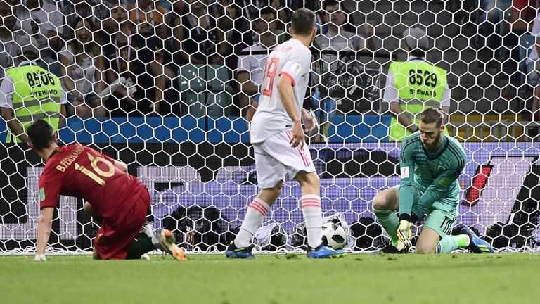 De Gea vẫn sẽ bắt chính trong trận đấu với Nga