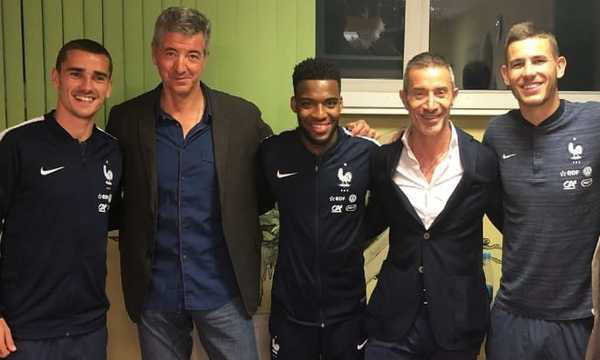 Griezmann quyết định gia hạn hợp đồng 5 năm với Atletico Madrid