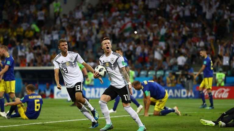 Thắng nghẹt thở trước Thụy Điển, nhưng Đức vẫn có thể bị loại