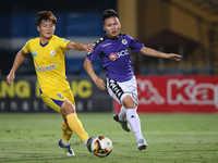 Quang Hải tỏa sáng giúp Hà Nội FC vững ngôi đầu V-League