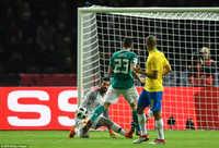 Brazil và Đức cũng được kỳ vọng sẽ làm được điều tương tự như Argentina