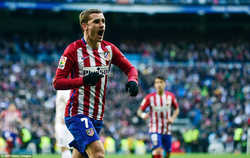 Griezmann lên tiếng muốn ở lại Atletico Madrid