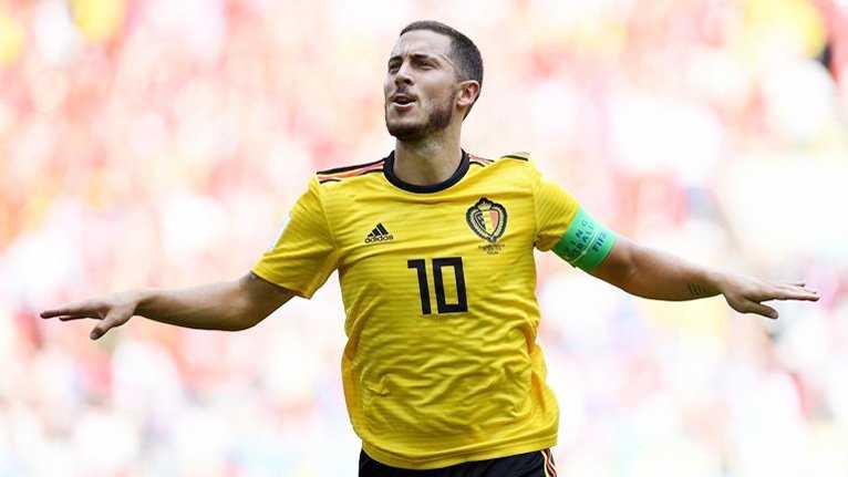 Lukaku và Hazard toả sáng, Bỉ dễ dàng vượt qua Tunisia