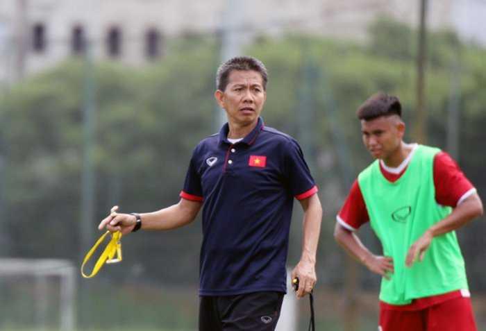 HLV Hoàng Anh Tuấn không hài lòng với U19 Việt Nam