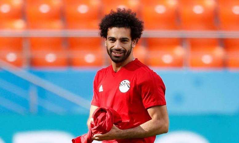 Salah có thể ra sân trong trận đấu với Uruguay