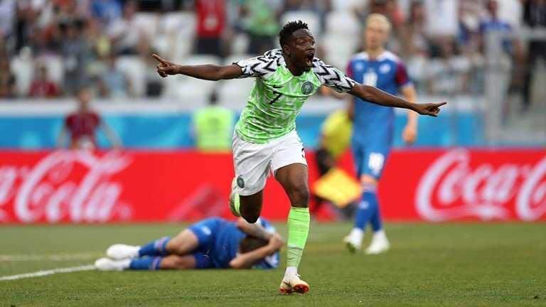 Hạ đẹp Iceland, Nigeria quyết chiến Argentina cho tấm vé vào vòng trong