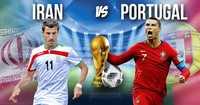 Iran vs Bồ Đào Nha: Không dễ cho Ronaldo