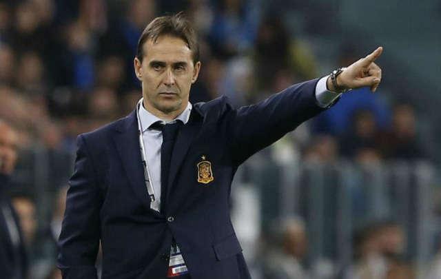 """Real Madrid chính thức bổ nhiệm HLV Julen Lopetegui vào """"ghế nóng"""""""