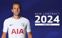 Harry Kane gia hạn hợp đồng 6 năm với Tottenham