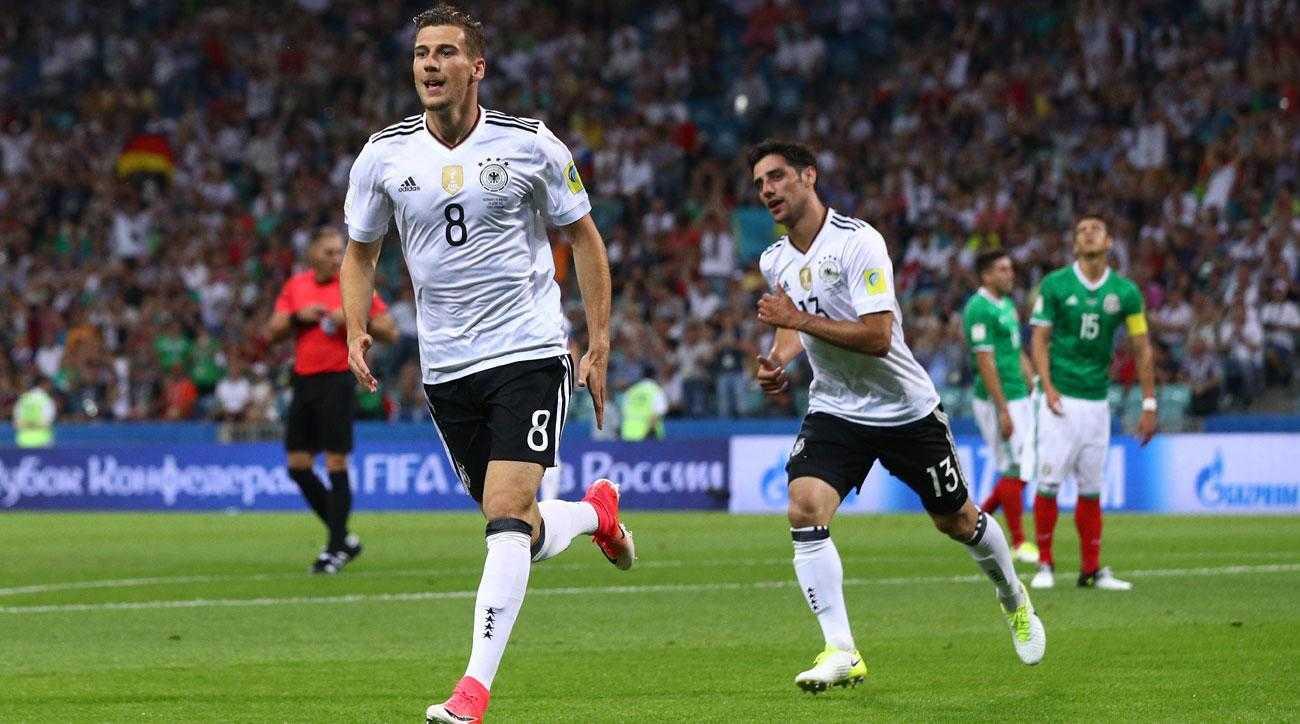 Gặp Mexico, Đức chính thức bước vào hành trình bảo vệ ngôi vương ở World Cup