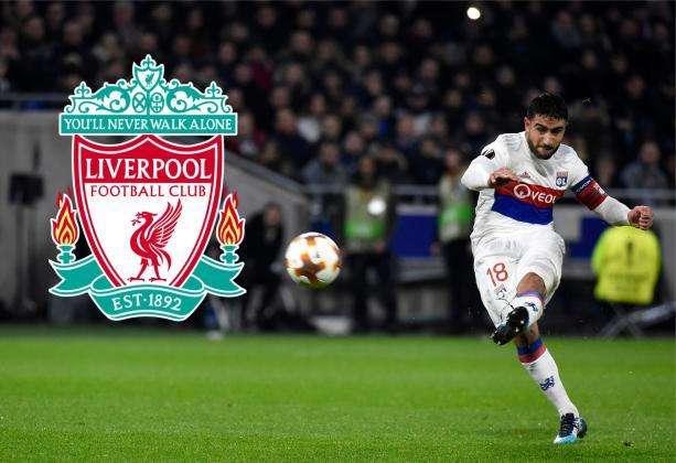 Liverpool quan tâm đến Nabil Fekir